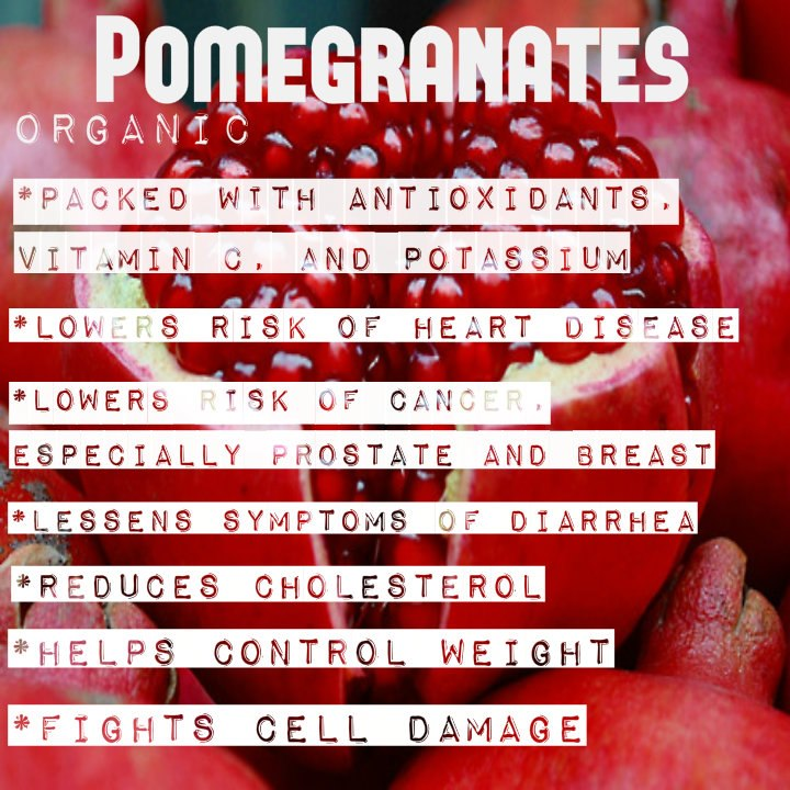 Pomegranate: superfood or fad?