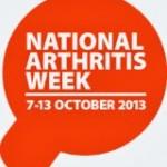 National Arthritis Week 2013