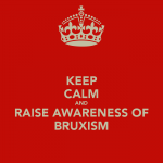 Bruxism is tooth grinding