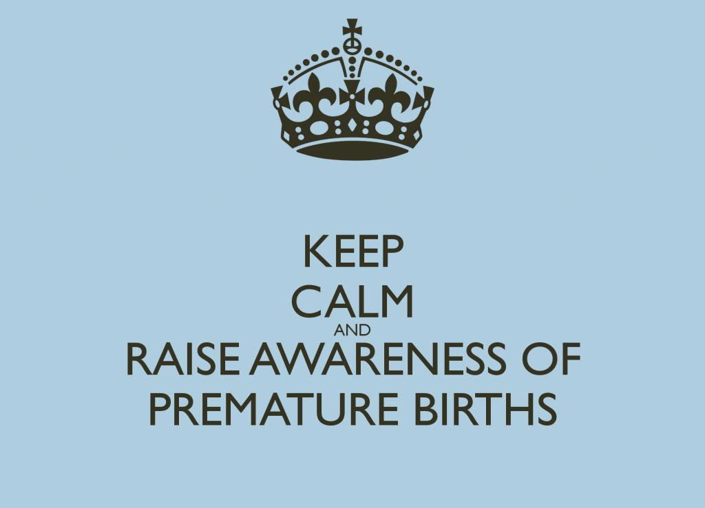 November 17 is World Prematurity Day