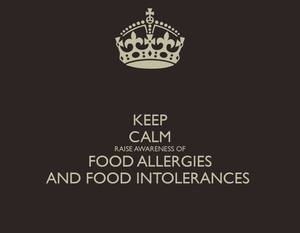 Food Intolerances and Food Allergies Awareness