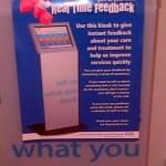 Healthcare feedback
