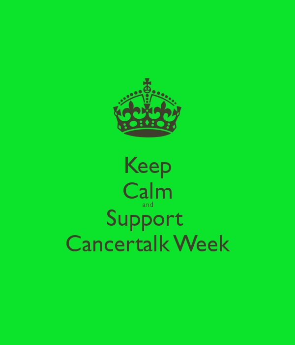 Cancertalk Week