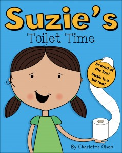 Suzies Toilet Book