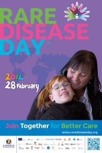 Rare Disease Day 2014- click to enlarge