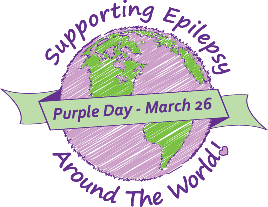 Purple Day for Epilepsy 2014