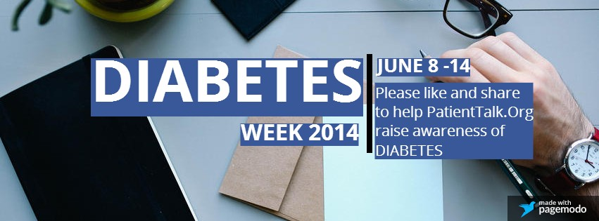 Diabetes Week 2014
