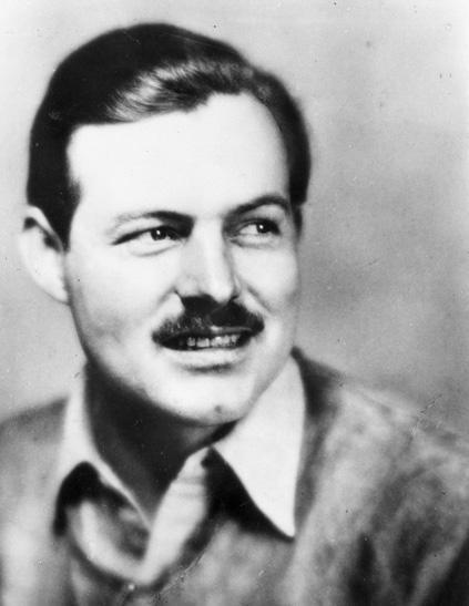 Ernest Hemingway - Hemochromatosis Patient