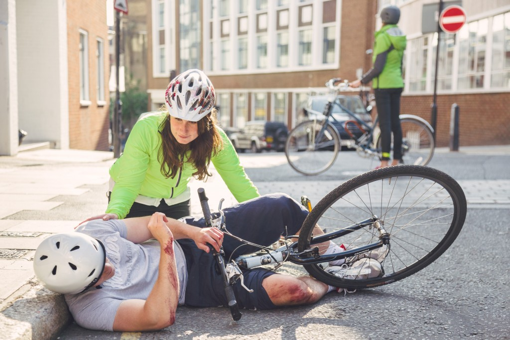 First Aid for Cyclists App - St John Ambulance