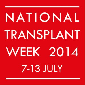 National Transplant Week 2014