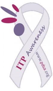 ITP Awareness Ribbon