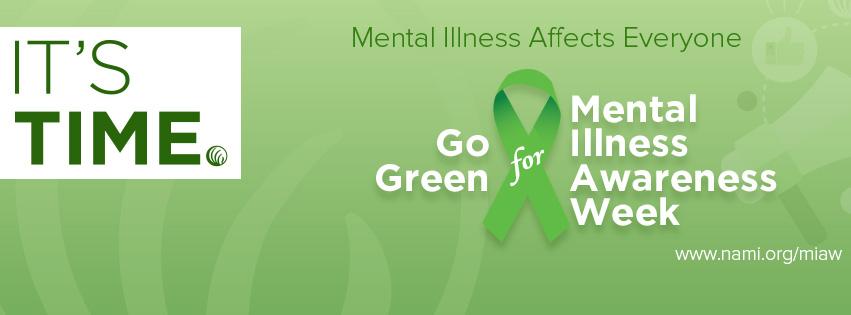 Mental Illness Awareness Week 2014