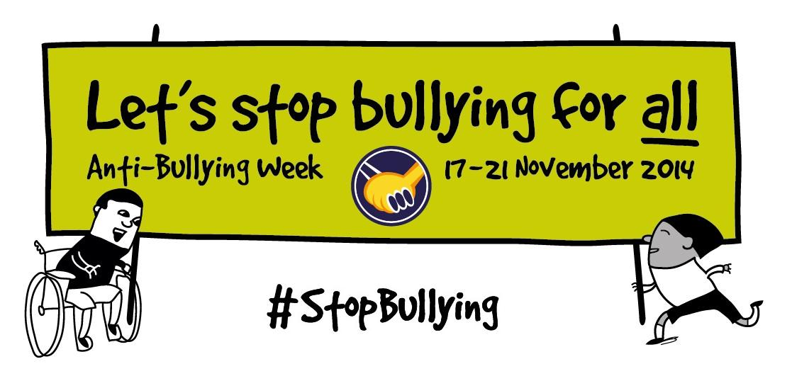 Anti-Bullying Week 2014