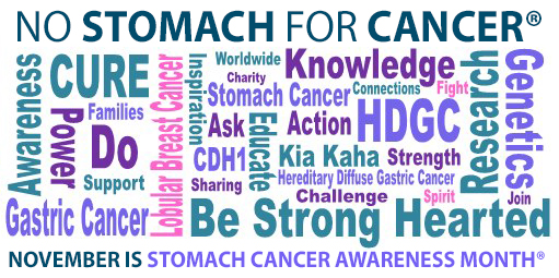 National Stomach Cancer Awareness Month