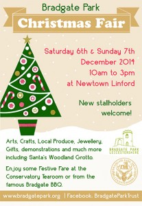 Bradgate Park Christmas Fair