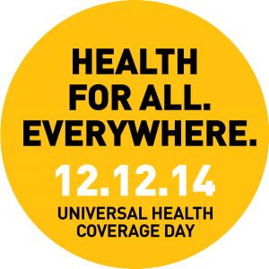 Universal Health Coverage Day