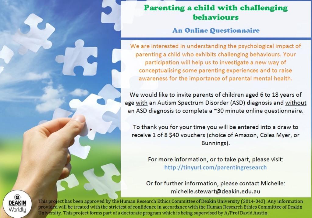 autism treatment research paper