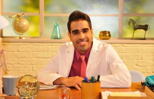 Dr Ranj  from Cbeebies