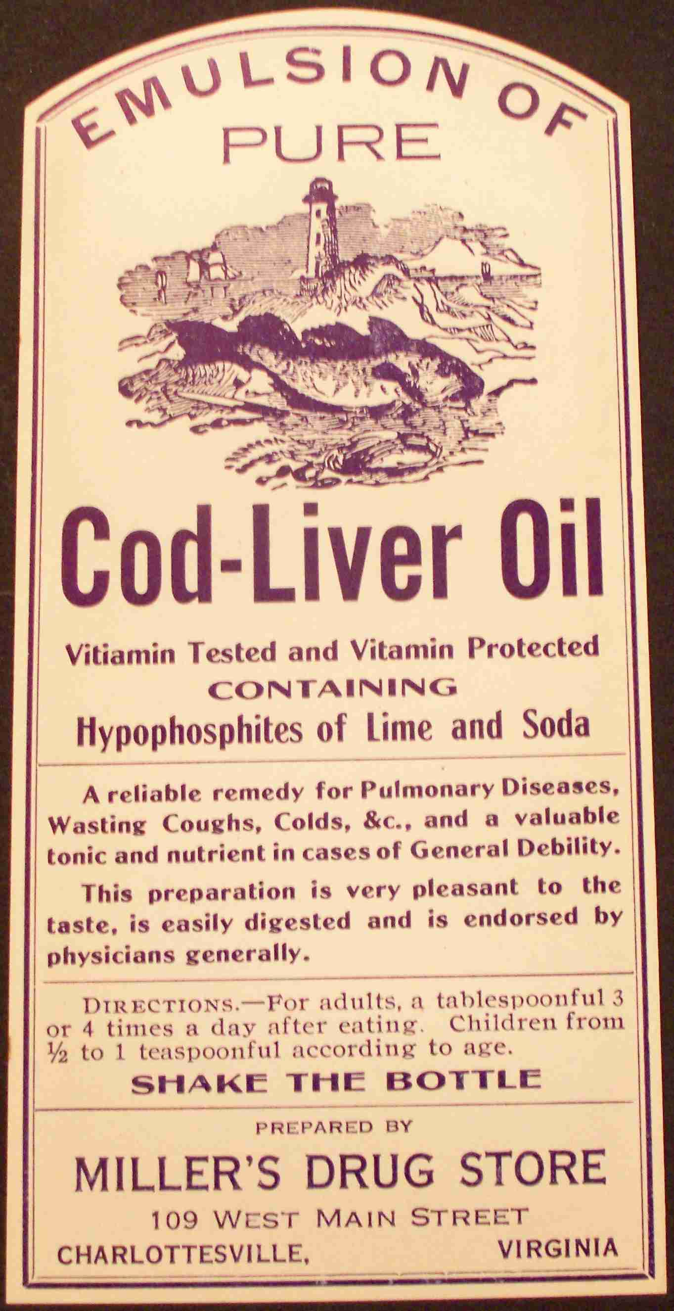 Vitamin D and Cod Liver Oil