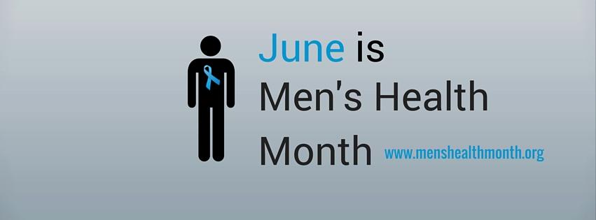 Men's Health Month 2015