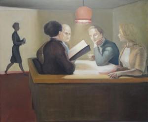 Menu by George Lewis 1979