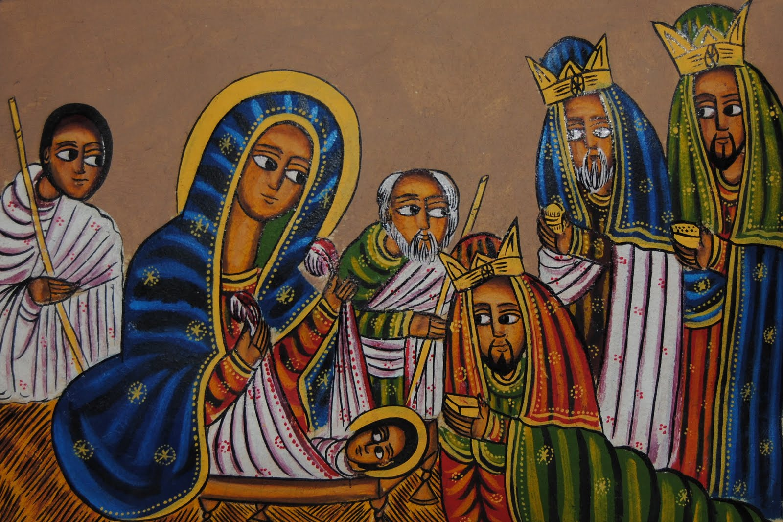 Happy Orthodox and Coptic Christmas to all our readers