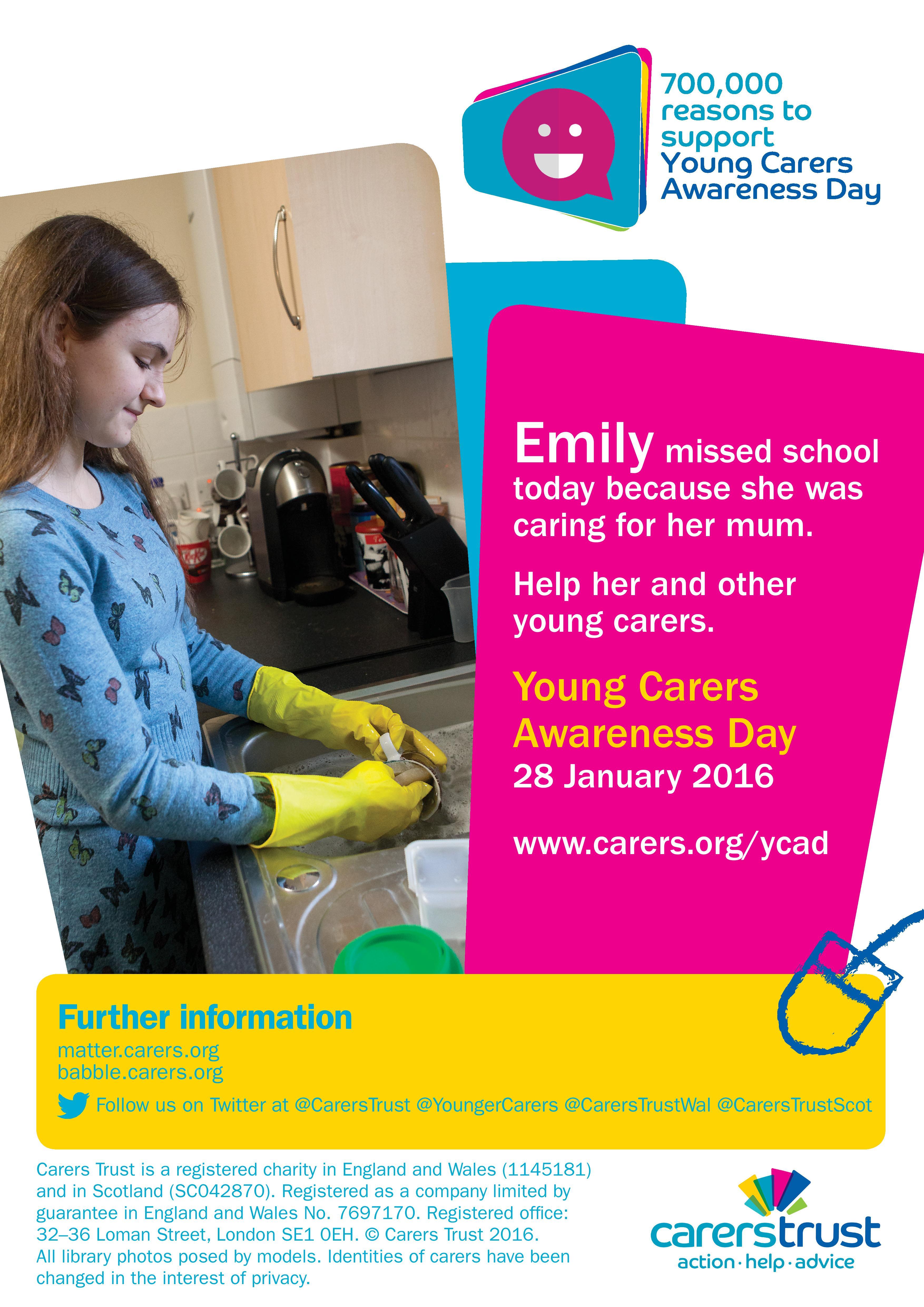 Young Carers Awareness Day