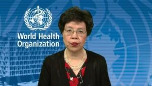 Dr Margaret Chan, Director- General of WHO