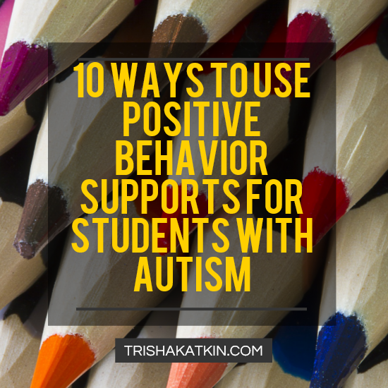 10 Ways to Support Students With Autism