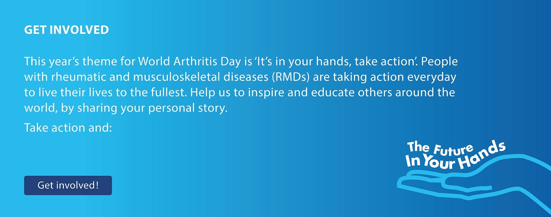 World Arthritis Day 2016