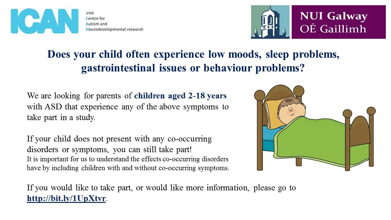 Low moods and depression in children and adolescents with ASD