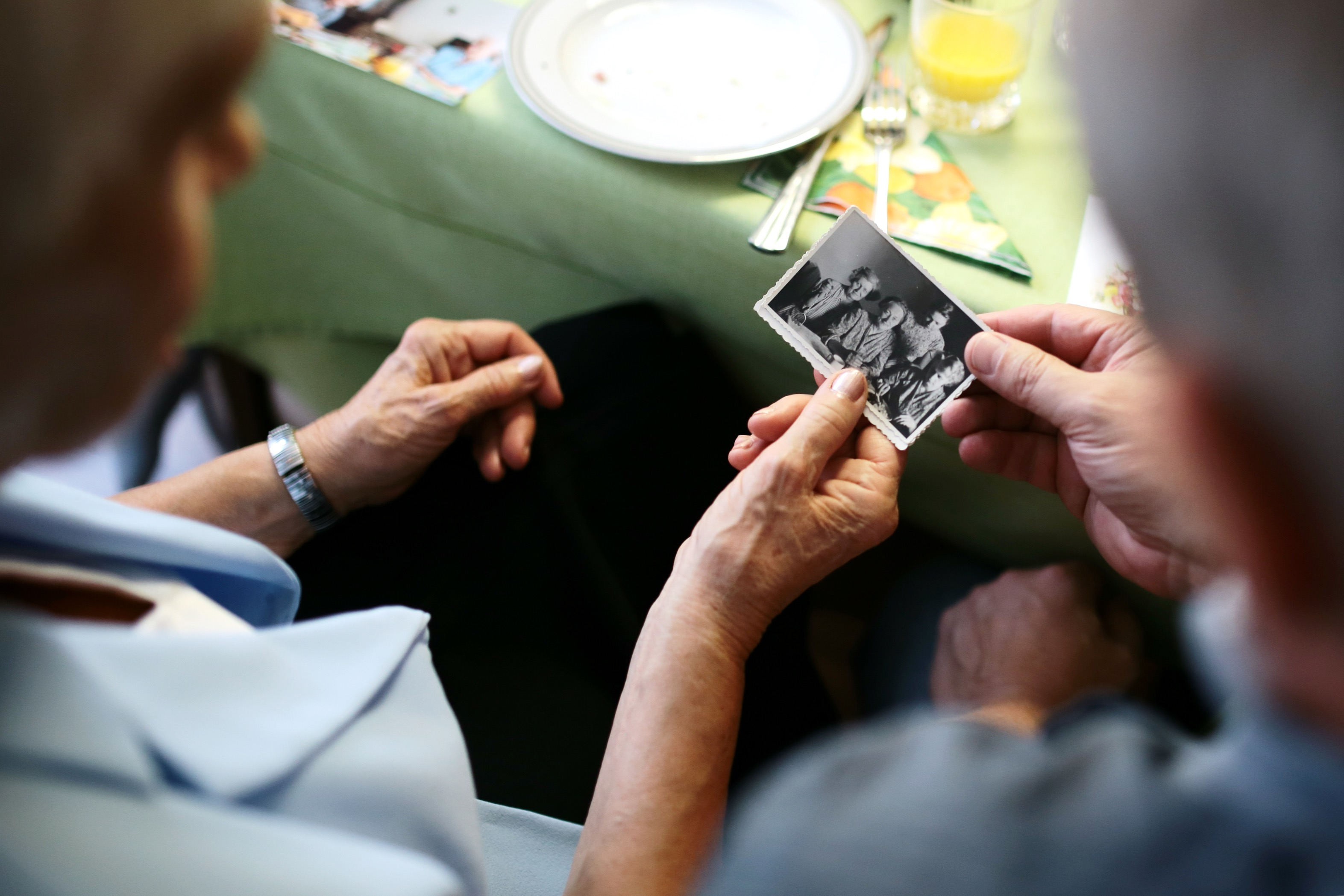 Memories to help with dementia