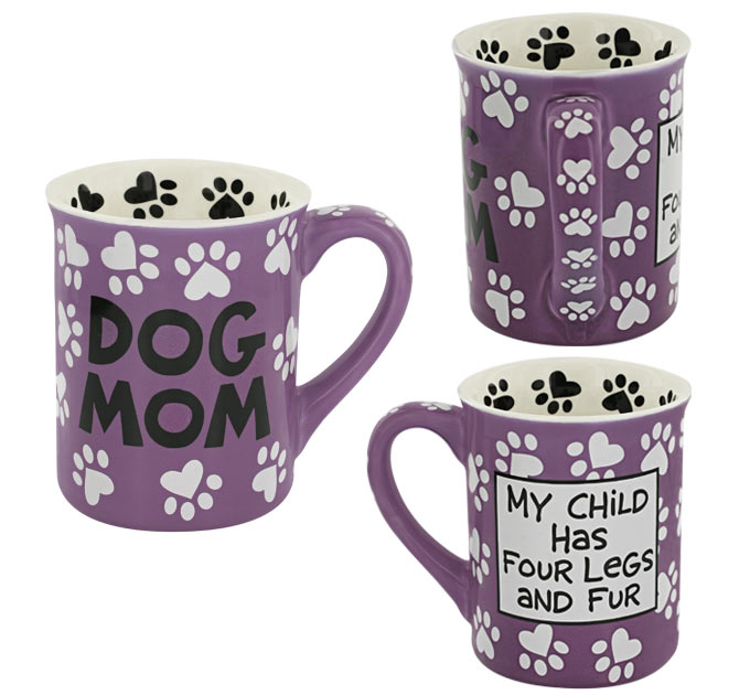 Dog Mom Mug - A great Black Friday deal