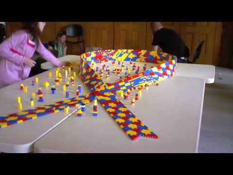 LEGO and autism therapy