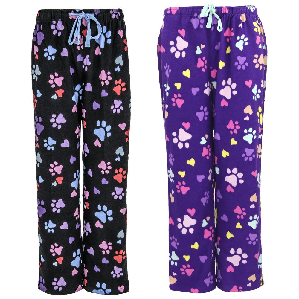 Paw Print Pajamas - a great Black Friday Deal