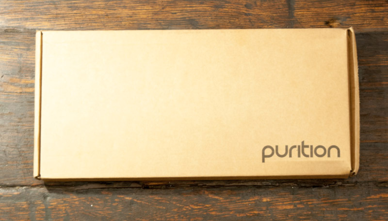 Purition - a wholefood protein shake