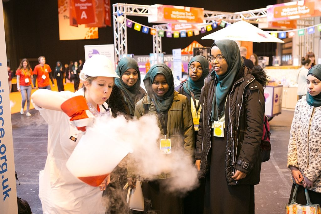 Big Bang Fair: Find out what it takes to become the GSK Young Scientist of the Year