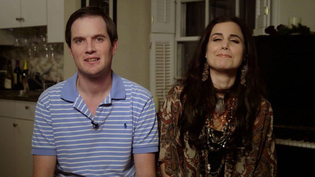 Lindsey Nebeker and Dave Hamrick