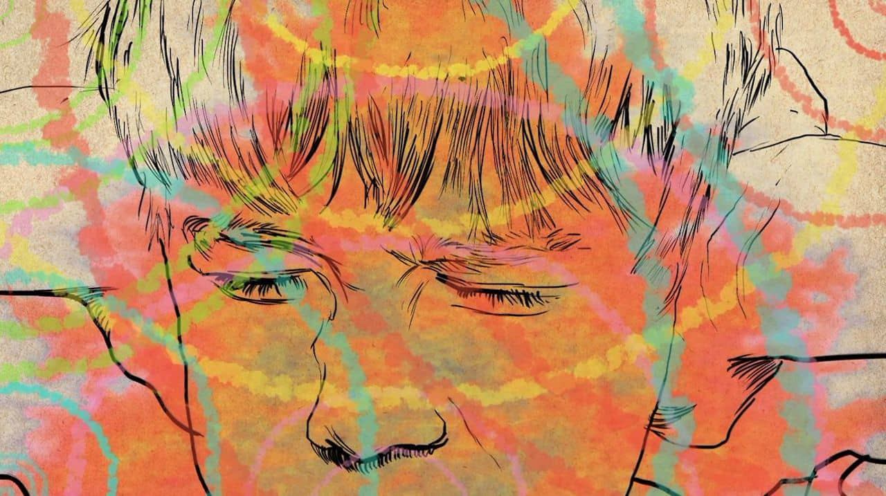 The world from the point of view of a child with autism