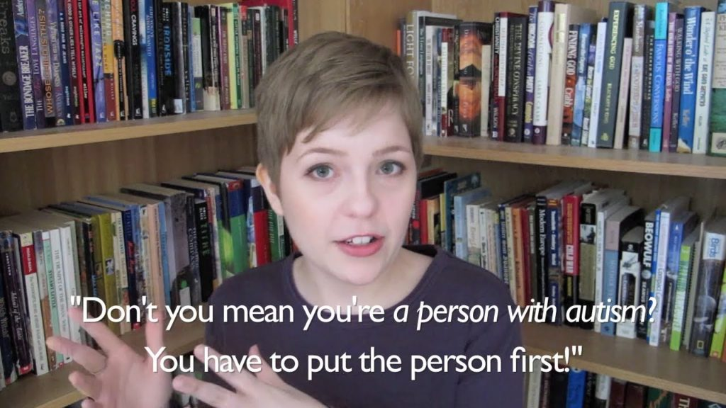 Ask an Autistic  - What Shouldn't I Say to Autistic People?