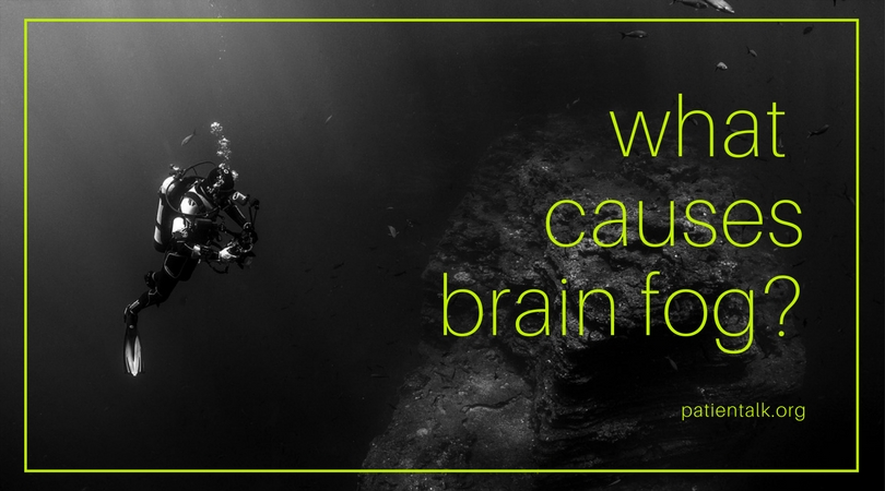 What causes brain fog?