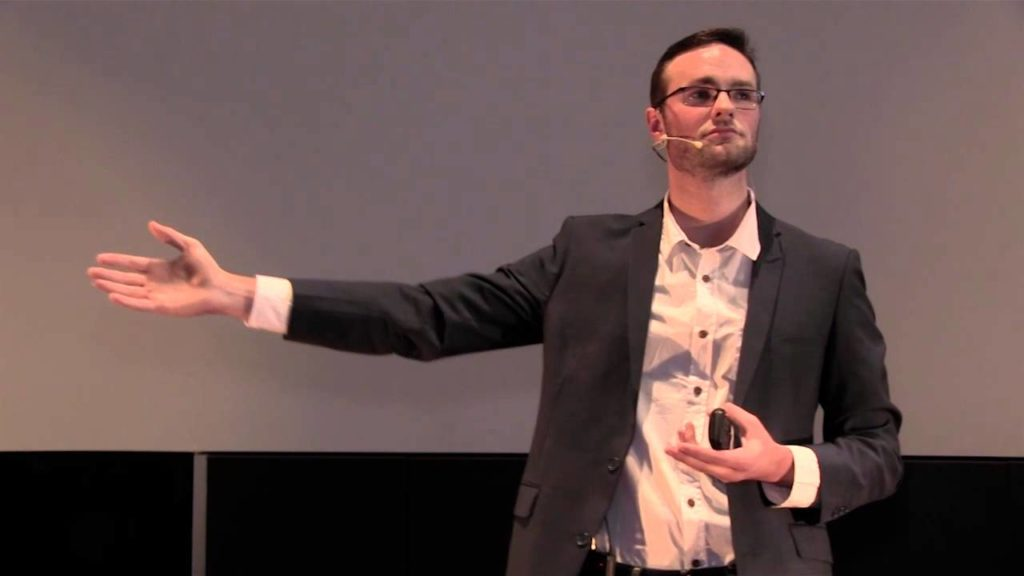 Autism - How My Unstoppable Mother Proved the Experts Wrong: Chris Varney at TEDxMelbourne