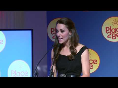 Kate Middleton Comforts Mother of Autistic Boy