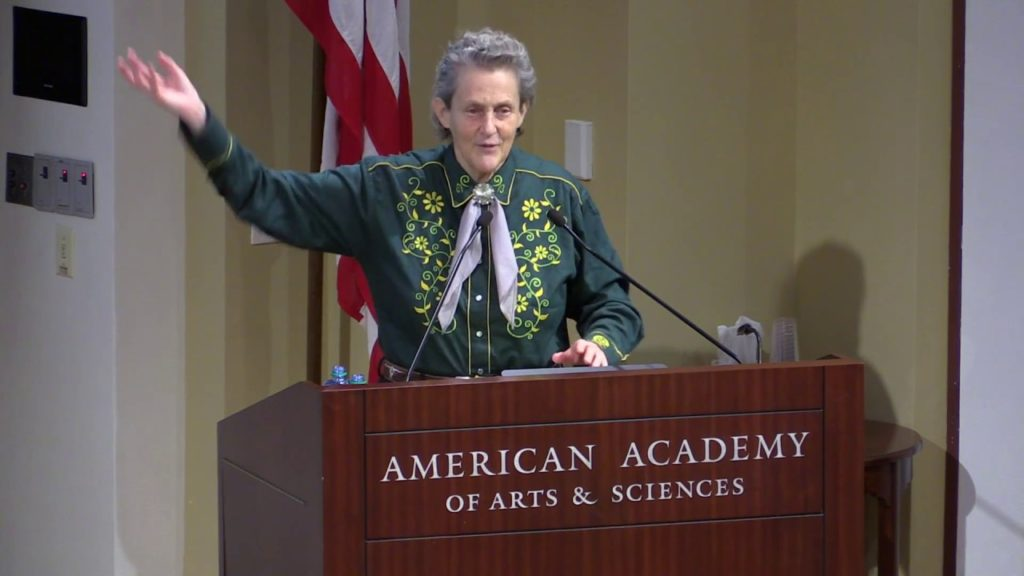 Temple Grandin on autism and education