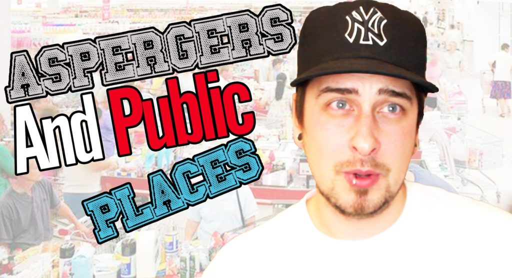 ASPERGERS DEALING WITH PUBLIC PLACES - Autism Tips For Staying Calm In Public