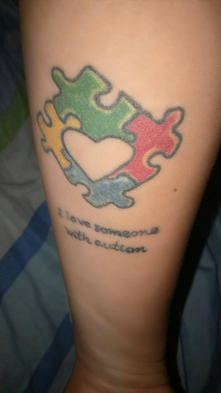Autism Tattoos Patient Talk