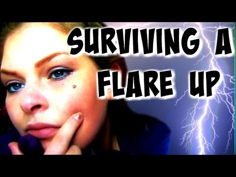 How To Survive A Fibromyalgia Flare Up?  From Fibro Mom