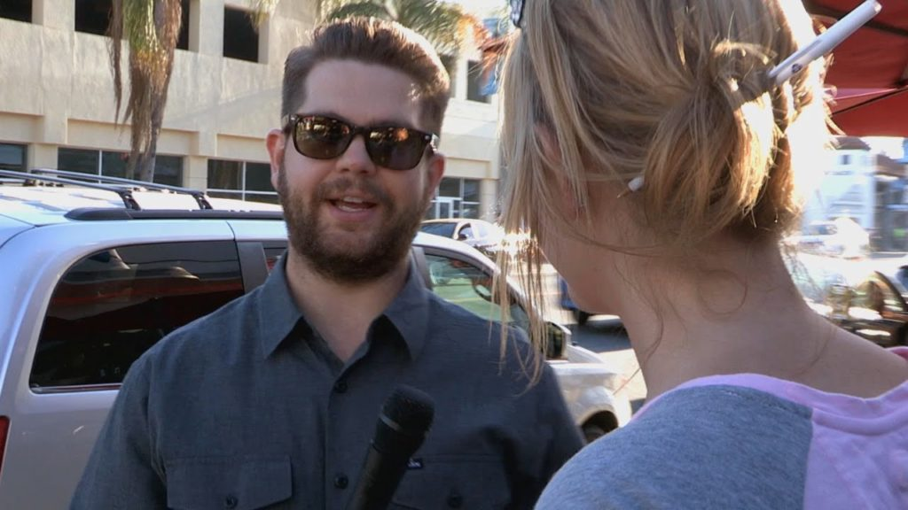 Jack Osbourne Hits the Streets to Test MS Myths and Facts