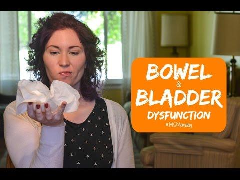 Managing Bowel and Bladder Dysfunction- Multiple Sclerosis Monday