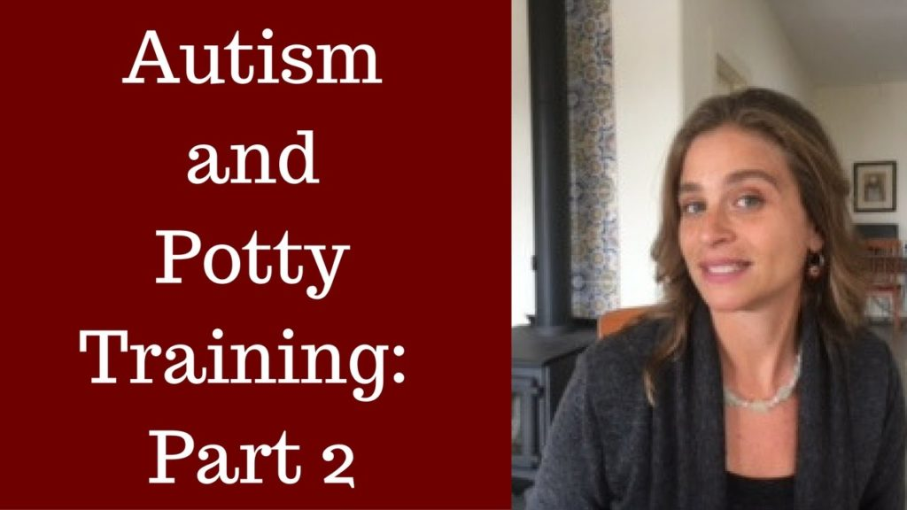 Autism and Potty Training